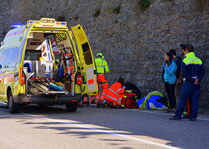 Good Times to Take an Ambulance After a Car Accident