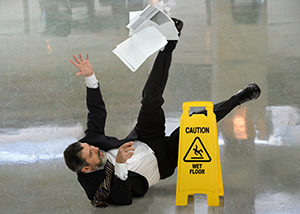 Proof Needed to Win a Slip and Fall Case
