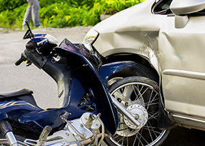 Do Motorcyclists Get in More Accidents than Cars?