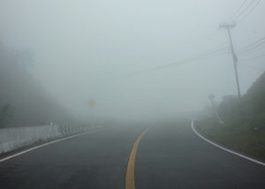 How to Avoid a Car Accident While Driving in Fog