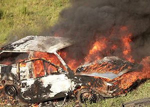 How to Protect Yourself from a Vehicle Fire